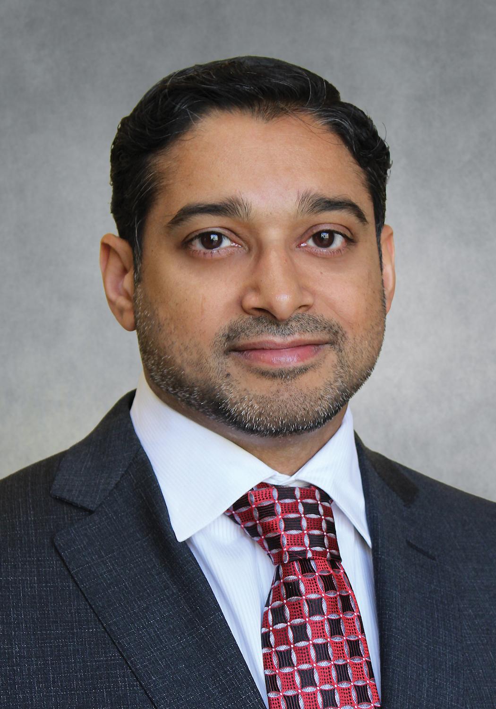 Abhilash P. Nambiar, MD, DABR